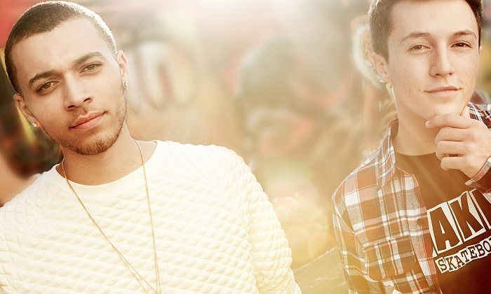 Kalin and Myles - Toyota Oakdale Theatre: Kalin and Myles + Skip The Line Pass & Coat Check + Parking Pass at Toyota Oakdale Theatre on March 25 (Up to 78% Off)
