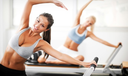 10 or 20 Pilates, Yoga, or Barre Classes at Beyond Pilates (Up to 70% Off)
