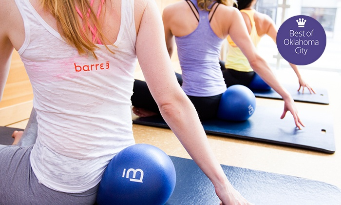barre3 - Multiple Locations: $39 for Four Drop-in Barre-Fitness Classes at barre3 ($80 Value)