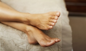 Eye on Wellness: Two or Four IonCleanse Detox Footbaths at Eye on Wellness (Up to 63% Off)