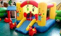 Tages-Eintritt für 1 Erwachsenen und 1 Kind für den Mona Spiel Spass Park (38% sparen*)