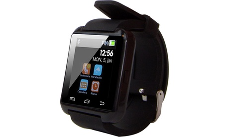 """Smartwatch SW8 con pantalla de 1,44"""" y podómetro incorporado (envío gratuito)"""