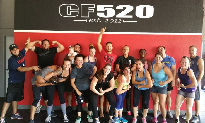 CrossFit 520 - Tucson: Two Weeks of Gym Membership at DNA Personal Training / CrossFit 520 (64% Off)