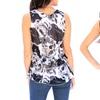 Women's Lovely Layers Chiffon Top (Size S)