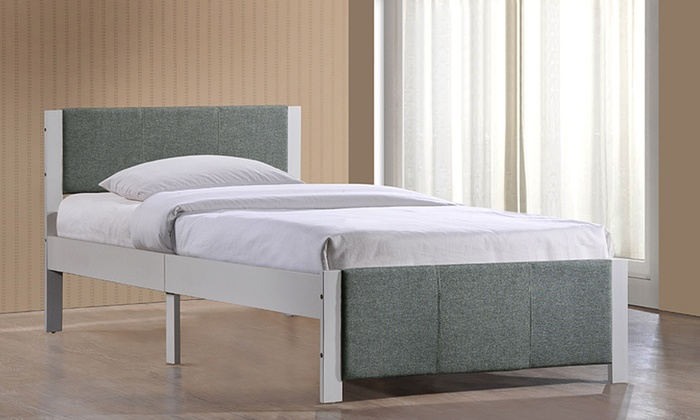 Bedroom Furniture Ventura hillsdale ventura twin bed frame | groupon goods
