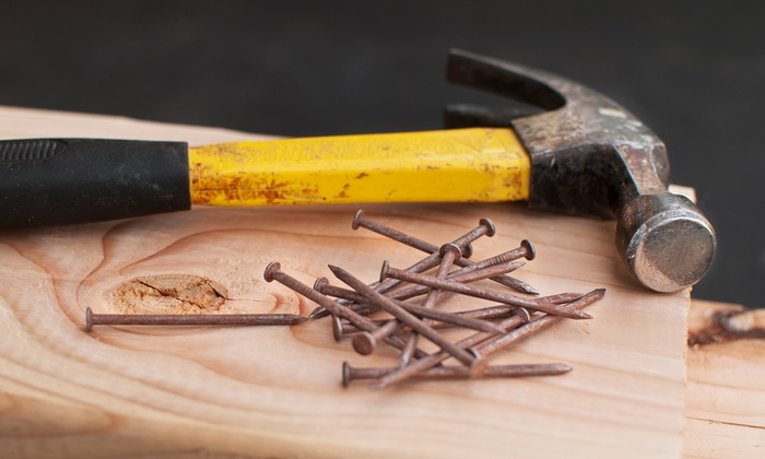Buffalo City Living - Buffalo: Two, Four, or Six Hours of Handyman Services from Buffalo City Living (Up to 53% Off)