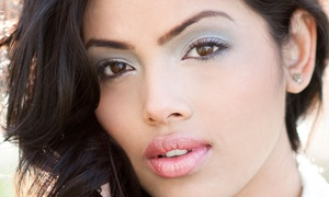 The Glam Diva: 30-Minute Makeup Application or 60-Minute Makeup Application with Lesson at The Glam Diva (60% Off)