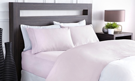 groupon daily deal - Martex 800 Thread-Count Sheet Sets. Multiple Options Available. Free Returns.
