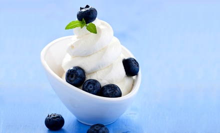$5 for $10 Worth of Frozen Yogurt at Froyo Earth