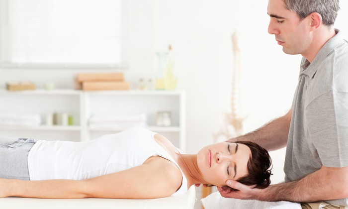 Kiropraktik Pakke - Spinal Dekompression Usa Groupon-5938