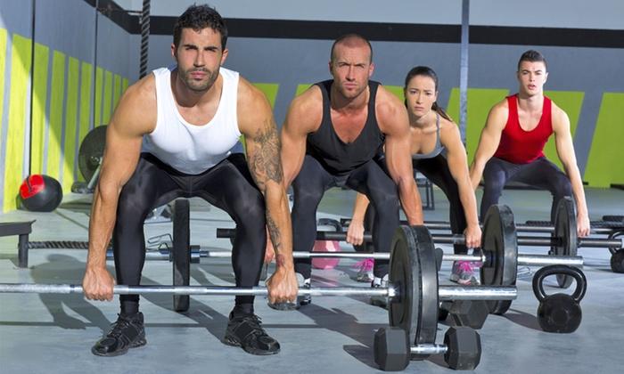 Crossfit Unum - Walnut: One Month of Intro to CrossFit Classes at CrossFit Unum (51% Off)