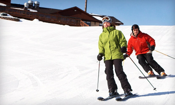 Treetops Resort - Gaylord, Michigan: $99 for One-Night Ski-Lodge Stay with Day of Skiing and Ski Lesson for Two at Treetops Resort in Gaylord ($219 Value)