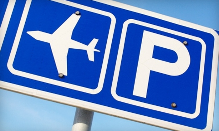 Central AirPark - Eastwick/Southwest Philadelphia: $15 for Three Days of Airport Parking at Central AirPark ($29.70 Value)