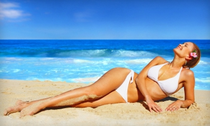 Ann's Caribbean Tan - Roanoke: 25 for $50 Worth of Tanning Services at Ann's Caribbean Tan