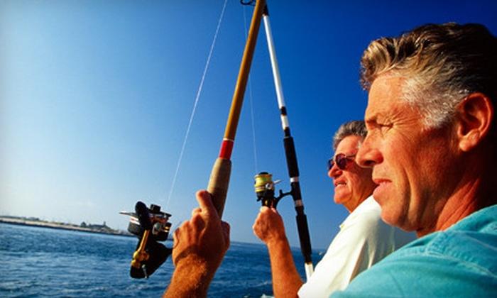 Flamingo Drift Fishing - Bahia Mar Yacht Center: $17 for Four-Hour Deep-Sea Fishing Adventure from Flamingo Drift Fishing (Up to $35 Value)