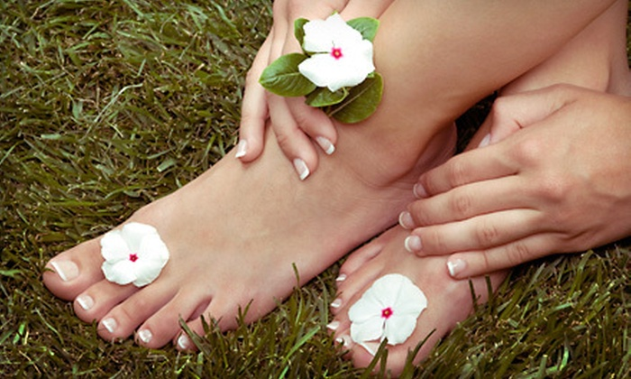 Paradise Cosmetic MedSpa - Legend Oaks Plaza: Laser Nail-Fungus Removal for One or Two Hands or Feet at Paradise Cosmetic MedSpa (Up to 75% Off)