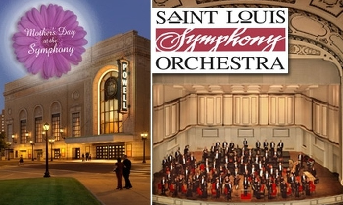 St. Louis Symphony Orchestra - Grand Center: Half Off Tickets to the Saint Louis Symphony Orchestra's Performance of Rachmaninoff's Second Concerto on Sunday, May 9 (Up to $53 Value)