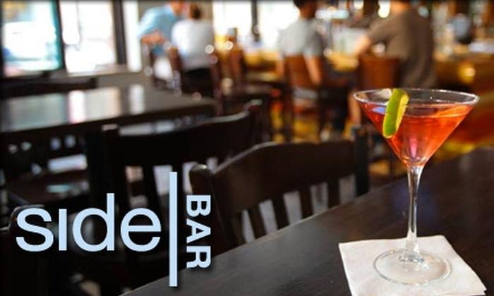 SideBAR - Gramercy Park: $25 Mixology 101 Class at SideBAR ($50 Value)