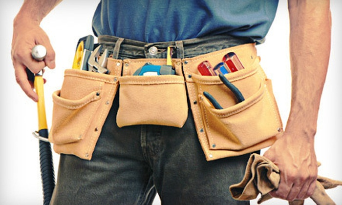 Boyd's Construction - Hampton Roads: Two, Four, or Eight Hours of Handyman Services from Boyd's Construction (Up to 51% Off)