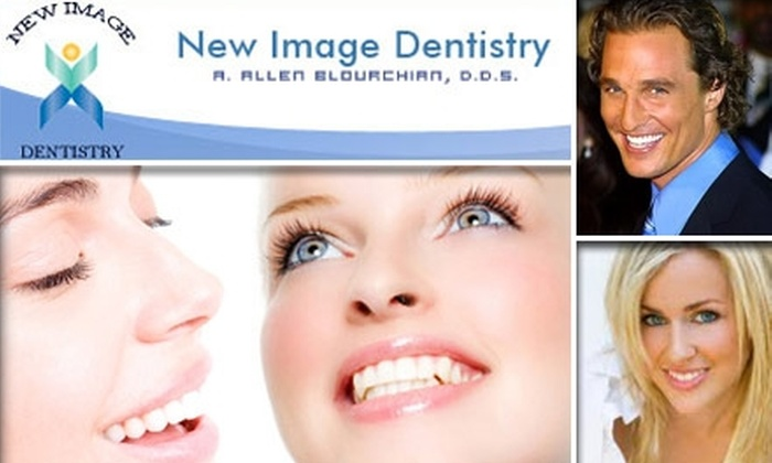 New Image Dentistry - Franklin: $199 for Zoom! Whitening at New Image Dentistry in Franklin ($500 Value)