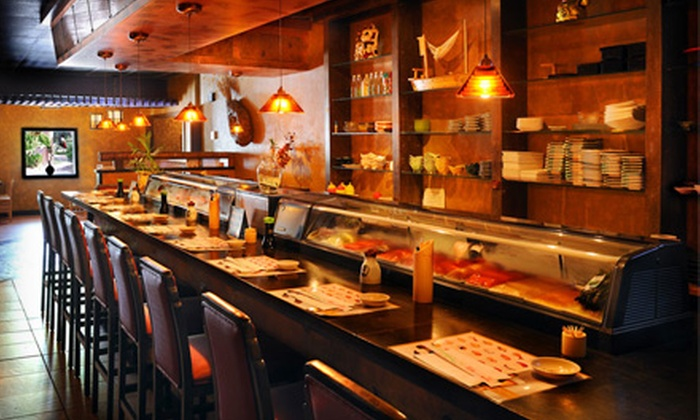 Kane Yama - Mcintosh Estates: Japanese Steak-House Fare and Sushi for Dinner or Lunch at Kane Yama in Peachtree City