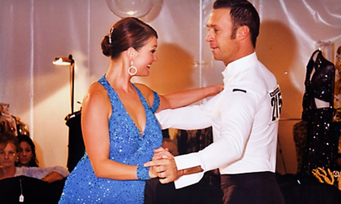 Ritz Ballroom - Canterbury Place: $36 for a Ballroom-Dance Package with Group and Individual Lessons at Ritz Ballroom in Jupiter ($171 Value)