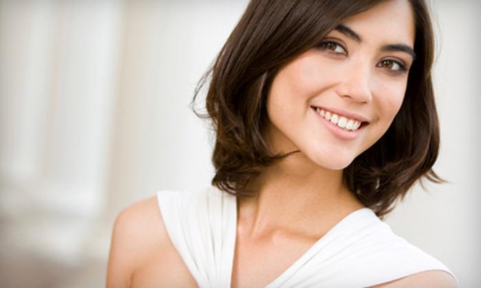 Sierra Dental - Multiple Locations: Dental Exam and Teeth-Whitening Packages at Sierra Dental