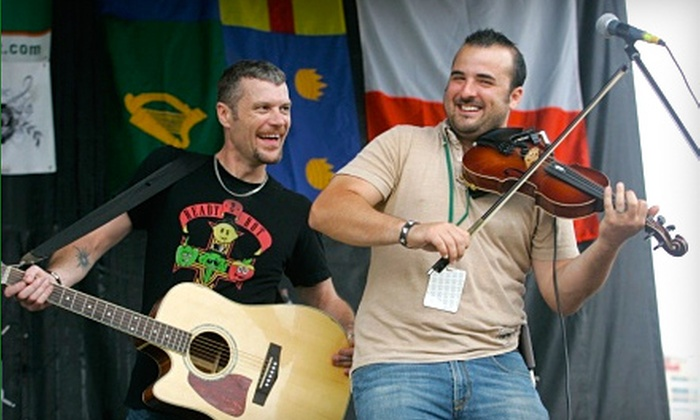 Indy's Irish Festival - Central Indianapolis: Weekend Passes for Two or Four to Indy's Irish Festival September 16–18 in Military Park