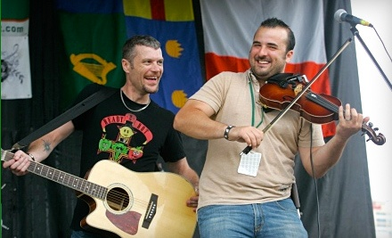 Indy's Irish Festival: 2 Weekend Passes - Indy's Irish Festival in Indianapolis