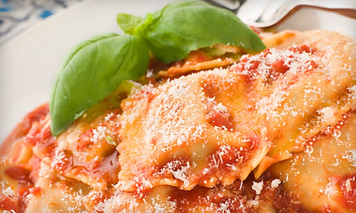 Bistro Ten 18 - Upper West Side: $29 for Two-Person, Two-Course American Bistro Dinner at Bistro Ten 18 (Up to $65.75 Value)