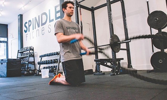 Spindle Fitness - DePaul: $75 for a Two-Week Trial Membership to Spindle Fitness ($99 Value)