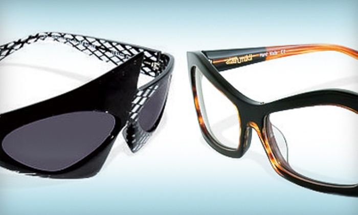 Eyedeals - Multiple Locations: $39 for $200 Worth of Prescription Eyeglasses or Sunglasses at Eyedeals