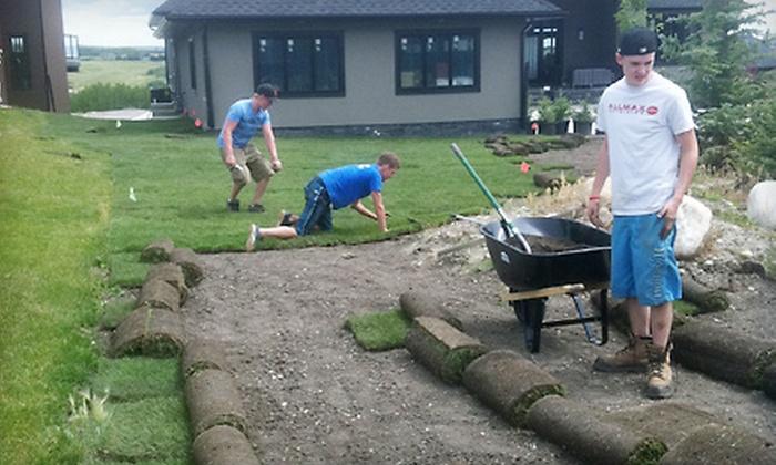 Calgary Sod Masters - Kelvin Grove: Professional Lawn Care from Calgary Sod Masters