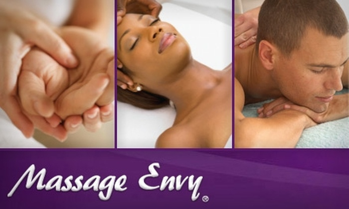 Massage Envy - Multiple Locations: $49 for a 90-Minute Customized Massage at Massage Envy ($114 Value)