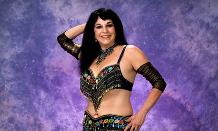 Nadia Ibrahim Middle Eastern Belly Dance Company - Kenmore: $20 for Four Belly-Dancing Classes from Nadia Ibrahim Middle Eastern Belly Dance Company ($40 Value)