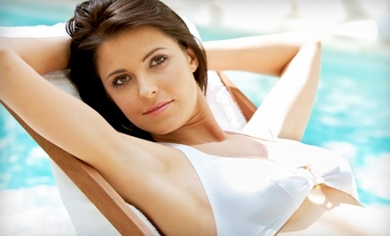 Body Image Solutions: Deluxe Facial and 30-Minute Upper Body Relaxation Massage - Body Image Solutions in Baton Rouge