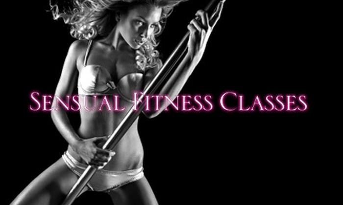 Sensual Fitness Classes - Stroudsburg: $30 for Five Sensual Fitness Classes ($100 Value)
