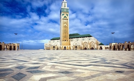 Groupon Deal: Eight-Day Morocco Tour with Airfare from Gate 1 Travel
