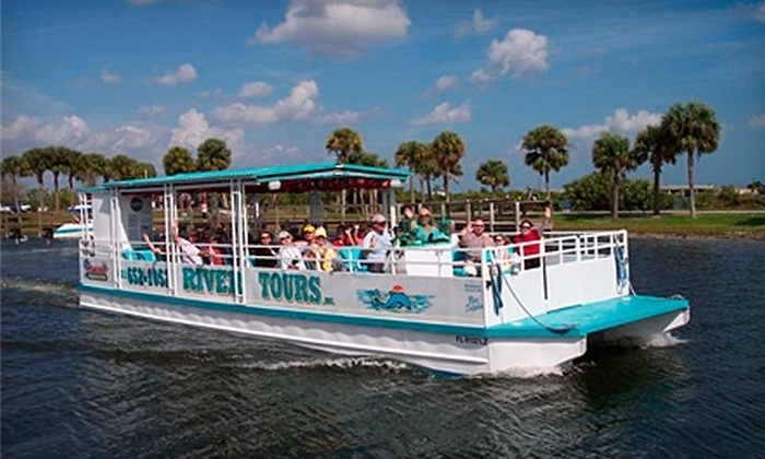 Space Coast River Tours - Kelly Park: $14 for Two-Hour Tour from Space Coast River Tours in Merritt Island (Up to $29 Value)