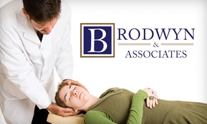 Brodwyn & Associates - Columbus: $29 for Chiropractic Exam, Adjustment, and X-rays at Brodwyn & Associates ($150 Value)