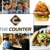 57% Off Premium Burgers at The Counter