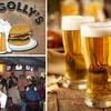 $10 for Fare at By Golly's Bar & Grill