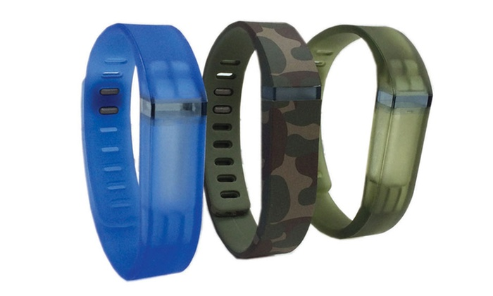 FitBit Flex Replacement Bands (3-Pack)