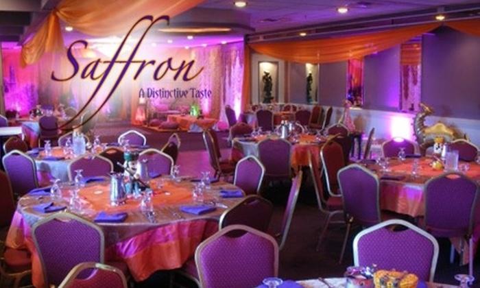 Saffron - Westmont: $20 for $40 Worth of Indian Cuisine at Saffron in Westmont