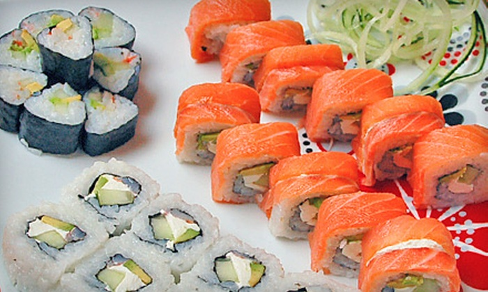 Sushi Thaime - Oak Lawn: $15 for $30 Worth of Sushi and Drinks at Sushi Thaime in Oak Lawn