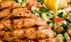 CK Mediterranean Grille & Catering - Kearny Mesa: $8 for $20 Worth of Mediterranean Fare at CK Mediterranean Grille & Catering