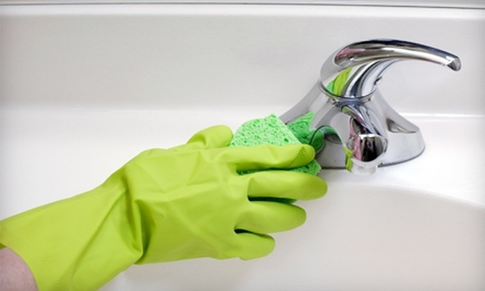 Maids Gone Green - Kelowna: $73 for Two Hours of House Cleaning with Two Maids from Maids Gone Green ($145.60 Value)