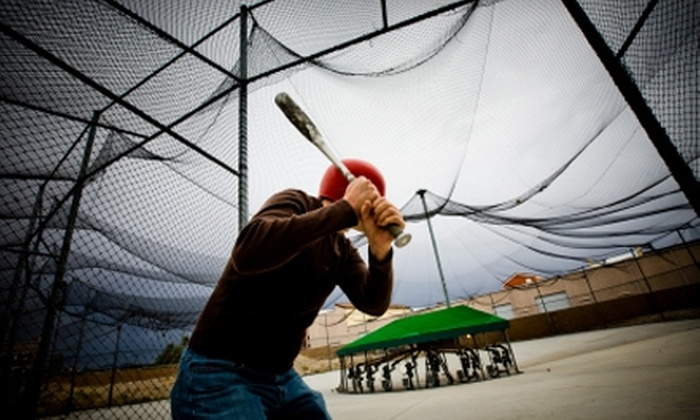 Batters Box - Continental Commerce Park At Peppertree: $45 for Two Baseball or Softball Classes and 30 Minutes of Batting-Cage Use at Batters Box in Marana ($92.50 Value)