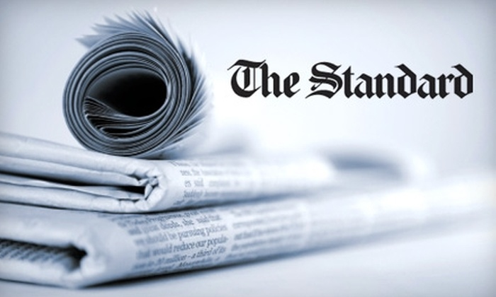 """St. Catharines Standard - St Catharines-Niagara: $21 for a Three-Month Subscription to the """"St. Catharines Standard"""" ($44 Value)"""
