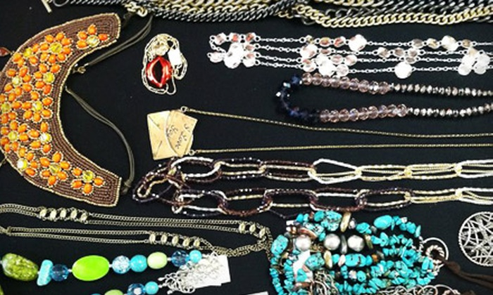 Tres Chic Boutique - Poway: $20 for $45 Worth of Designer Apparel and Accessories at Tres Chic Boutique in Poway